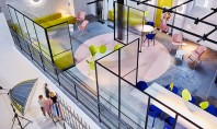 Cum arată birourile de azi și cele din viitor? Astazi un spatiu de lucru nu mai