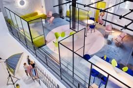 Cum arată birourile de azi și cele din viitor?