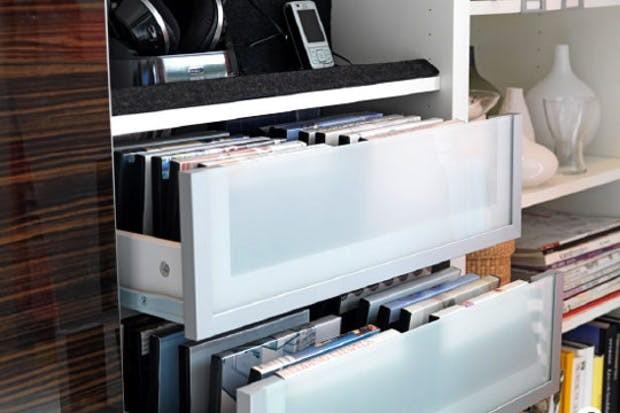 Unde să îți depozitezi colecția de DVD-uri?