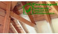 Izolaţie Mansardă de la Termopol  Vă prezentăm câteva din avantajele izolării mansardei cu spumă poliuretanică rigidă: