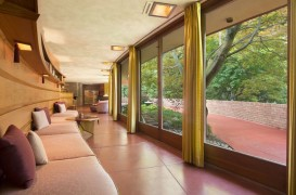 """Designul pentru toți: """"Mica bijuterie"""" a lui Frank Lloyd Wright ne arată cea mai frumoasă față a arhitectului"""