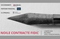 Analiza pieței construcțiilor și principalele modificări la contractele standard FIDIC: roșu, galben și argintiu