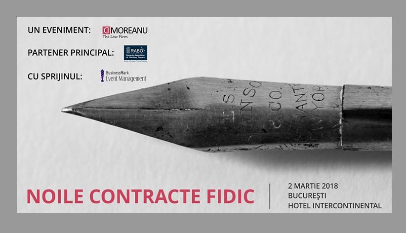 """Analiza pieței construcțiilor și principalele modificări aduse contractelor-standard FIDIC, """"roșu"""", """"galben"""" și """"argintiu"""""""