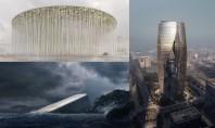 """Clădiri cum nu s-au mai văzut: 8 proiecte spectaculoase care vor fi gata în 2019  Sunt pe cale sa fie finalizate in perioada urmatoare mai multe proiecte demarate in anii din urma, de la """"Turnul Eiffel al New Yorkului"""", la cateva"""