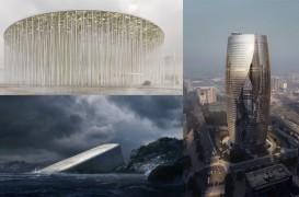 Clădiri cum nu s-au mai văzut: 8 proiecte spectaculoase care vor fi gata în 2019