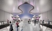 Echipa Zaha Hadid Architects va realiza designul la Galeria de Matematica Londra Echipa Zaha Hadid Architects