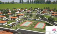 Residence du Lac investitie de 9 mil Euro in 100 de vile pe malul lacului Pasarea