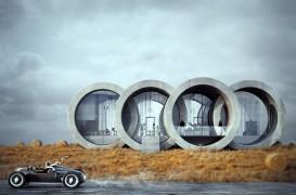Case inspirate de câteva dintre cele mai faimoase logouri din lume