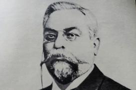 165 DE ANI: Anghel Saligny, inginerul care a garantat cu viața rezistența podului de la Cernavodă