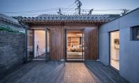 O casă smart din China care se transformă în funcție de necesități construită cu tehnologie open-source