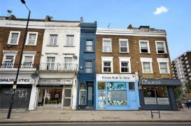 Cea mai îngustă casă din Londra