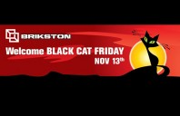 Welcome BLACK CAT FRIDAY