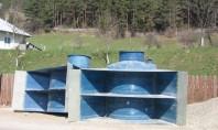 Cuvele de captare - aduc apa la suprafata Compania 1st Criber a lansat in Romania un