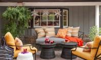Mobilierul de exterior - sfaturi pentru o alegere potrivita Pe langa design mobilierul de exterior trebuie