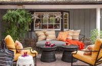 Mobilierul de exterior - sfaturi pentru o alegere potrivita Pe langa design, mobilierul de exterior trebuie sa fie rezistent la conditiile meteo, practic si, mai ales, confortabil.