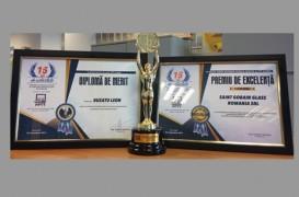 Saint-Gobain Building Glass premiată la Gala Patronatului Producătorilor de Tâmplărie Termoizolantă