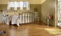 Finisaje pentru pardoseli - ce se potriveste pentru dormitor? Dormitorul inseamna spatiul de odihna al casei