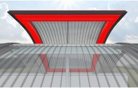Noile trape de fum integrate pentru luminatoare continue JET VARIO THERM