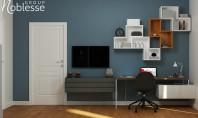 Cum să îţi transformi locuinţa atunci când lucrezi de acasă In momentul in care lucrezi de
