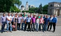 """Intre 20 si 22 August 2015 Chisinaul a fost gazda pentru Partenerii RoofArt! Sub deviza """"Cunoastem"""