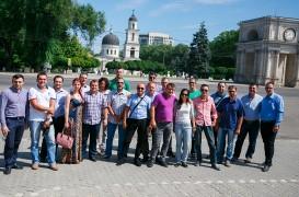 Intre 20 si 22 August 2015, Chisinaul a fost gazda pentru Partenerii RoofArt!