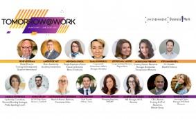 """Provocările HR în contextul pandemei și viitorul forței de muncă, dezbătute la prima ediție online a """"Tomorrow@Work"""""""