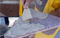 """Cum montăm plăcile din piatră naturală: """"cu mămăligi"""" sau """"prin pieptănare""""?"""