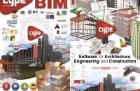 CYPE dezvoltă platforma openBIM Bimserver center și continuă dezvoltarea aplicațiilor de arhitectură structuri și instalații pe