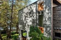 O casa in mijlocul naturii in Canada