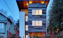 O casă cu consum zero de energie în Seattle