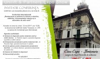 Unilift Serv va invita la conferinta despre restaurare prin sablare sustinuta de specialisti din Italia