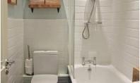 Vase WC potrivite pentru o baie mică Corpurile suspendate au devenit cea mai bună opțiune și