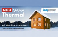 Gama Thermal de la Knauf Insulation