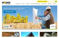 Noul site Isover Romania