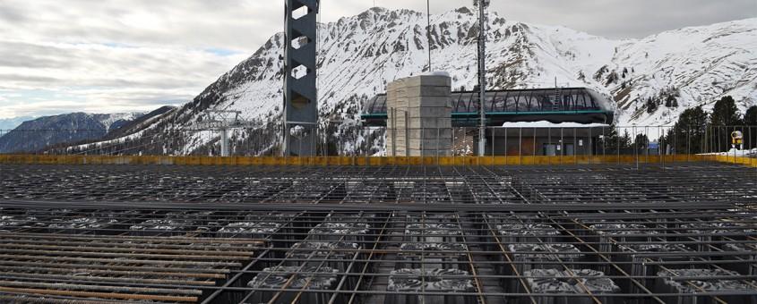 Studiu de caz New Nautilus Evo și Multimodulo un nou adăpost montan lângă Trento în Val