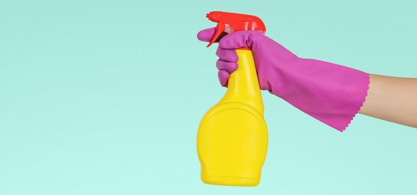 Curăţenia în timpul pandemiei. Ce trebuie şi ce nu trebuie să faci?