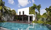 Casa Thao Dien renovare cu ajutorul vegetatiei Proiectul realizat de echipa MM++ architects viza renovarea unei