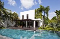 Casa Thao Dien, renovare cu ajutorul vegetatiei