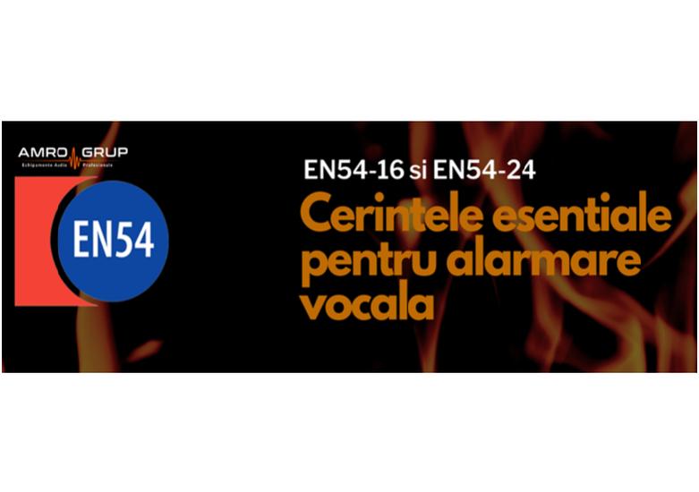 Cum obții conformitatea EN54 pentru sistemele de evacuare vocală din clădiri publice. Cadrul legal și sancțiuni