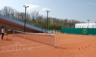 Indfloor Group amenajeaza terenuri de tenis ca la Stuttgart Porsche Arena! Echipa Indfloor Group se mandreste