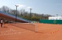 Indfloor Group amenajeaza terenuri de tenis ca la Stuttgart Porsche Arena!