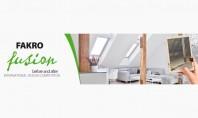 """FAKRO fusion – before & after"" In numele companiei FAKRO avem placerea de a invita arhitecti"