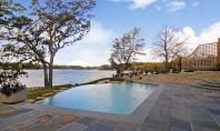 Piatra naturala pentru piscina Exista o varietate de materiale care iti pot fi de folos la
