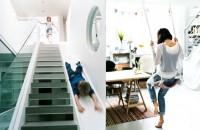 7 idei pentru o casă în care distracția este la ea acasă, pentru copiii mai mici și mai
