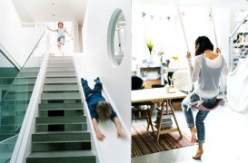 7 idei pentru o casă în care distracția este la ea acasă, pentru copiii mai mici și mai mari