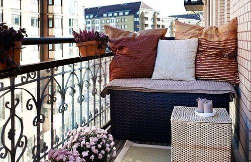 Cum sa profitati la maxim chiar si de balconul cel mai mic