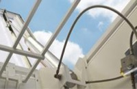 NOU in accesul pe acoperis si evacuare fum: Hexasteel Therm RPT Accès - marca Hexadome