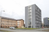 Tehnologia Penetron folosita drept solutie de impermeabilizare la un ansamblu rezidential din Oradea