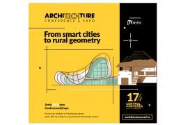 Astăzi ne vedem la ArchiTEChture Conference & Expo 2017