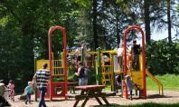 Locurile de joaca in aer liber - unde pot aparea problemele? Siguranta copiilor la locul de
